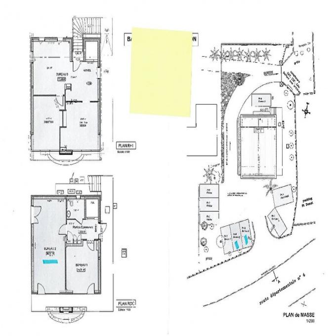 Location Immobilier Professionnel Murs commerciaux plascassier (06130)